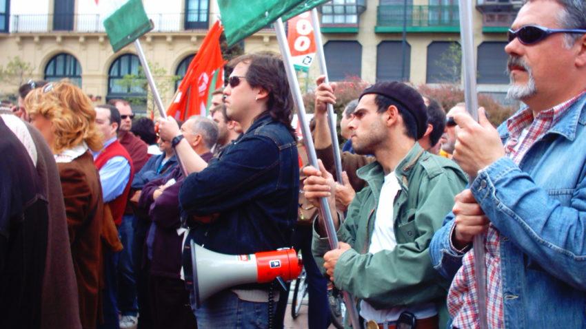 1 de mayo donostia Estatuto de los Trabajadores
