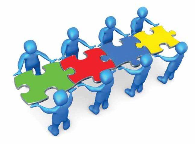 Trabajo en común y contrato de grupo
